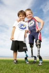 One leg? no problem… Help me help the Challenged Athletes Foundation
