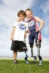 One leg? no problem… Help me help the Challenged AthletesFoundation