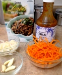 Side Solution: Teriyaki Lentils